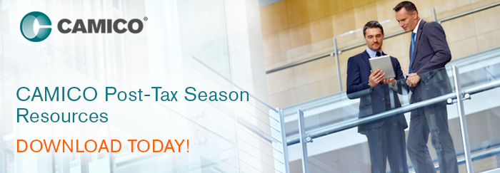 Download CAMICO Post-Tax Season Resources